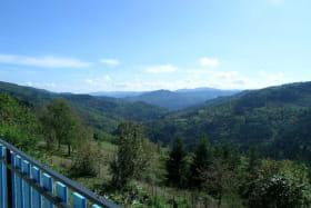 Très belle vue sur le Mont Mézenc