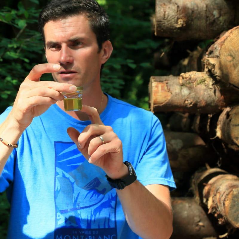 Jérôme Laurenti, apiculteur