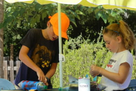 Camping La Fontaine d'Annibal