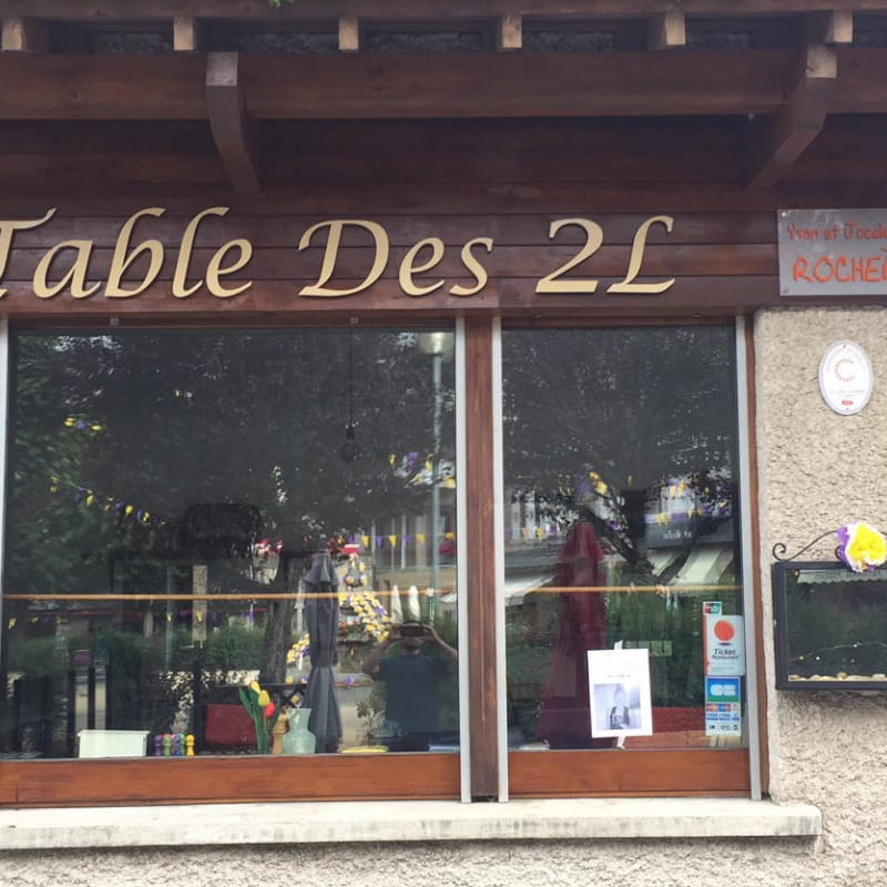 La Table des 2 L