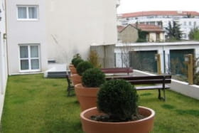 Extérieur - terrasse