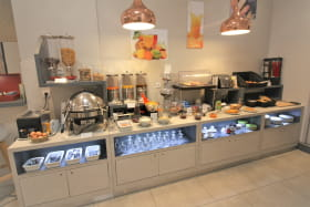 Best Western Hotel Saint Antoine - Buffet Petit-déjeuner