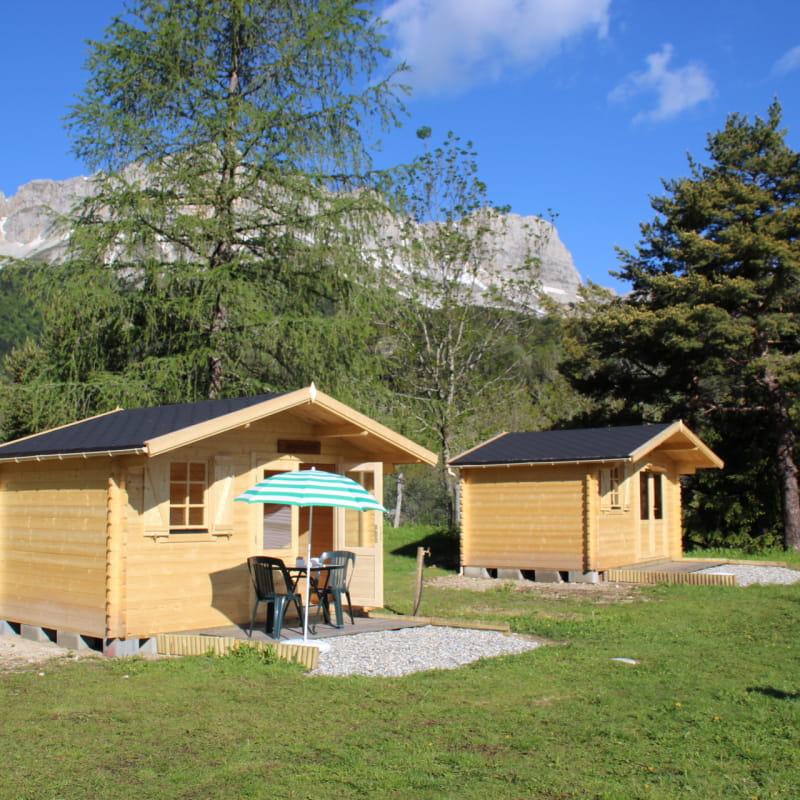 Chalets - Camping Les 4 saisons