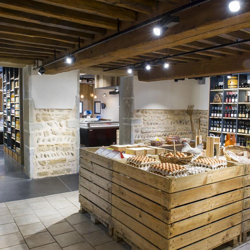 intérieur du magasin 2