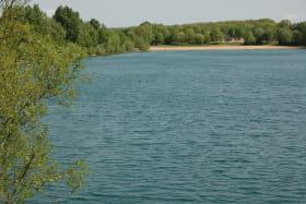 Plan d'eau de Bordelan