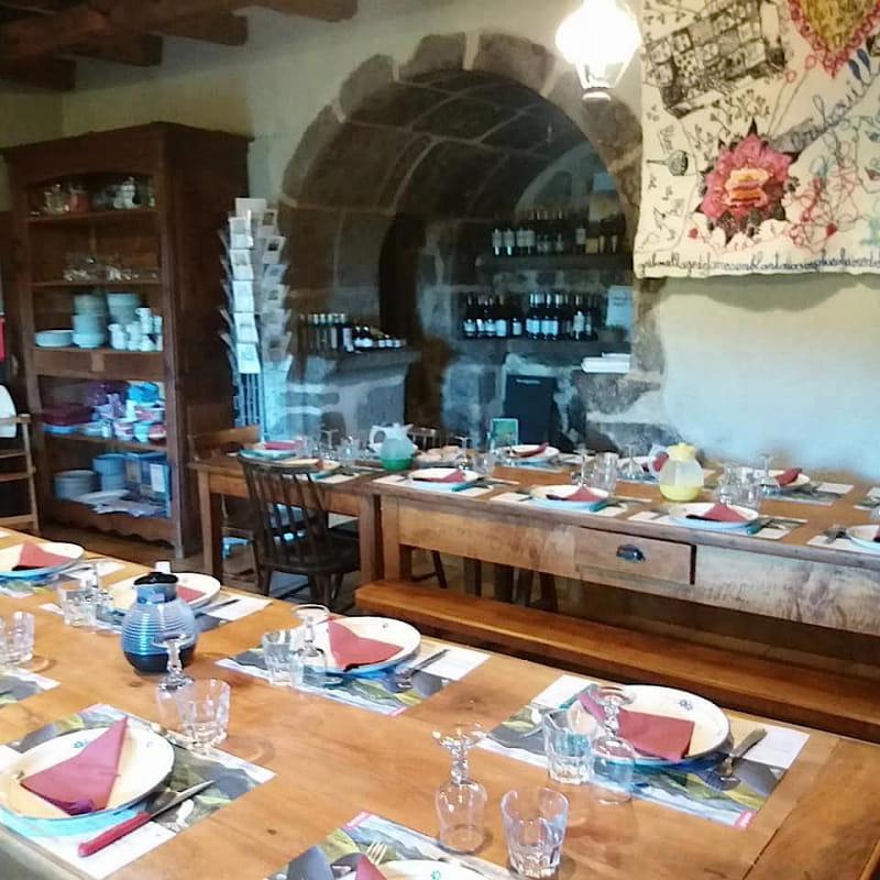 Auberge des Milans - Puech Verny