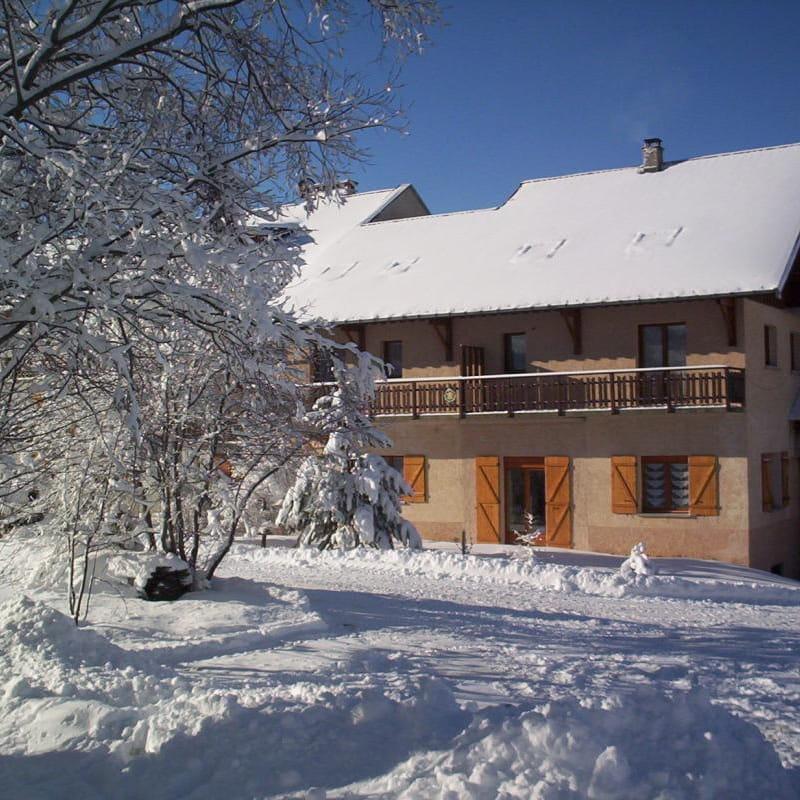 Le Talapet hiver