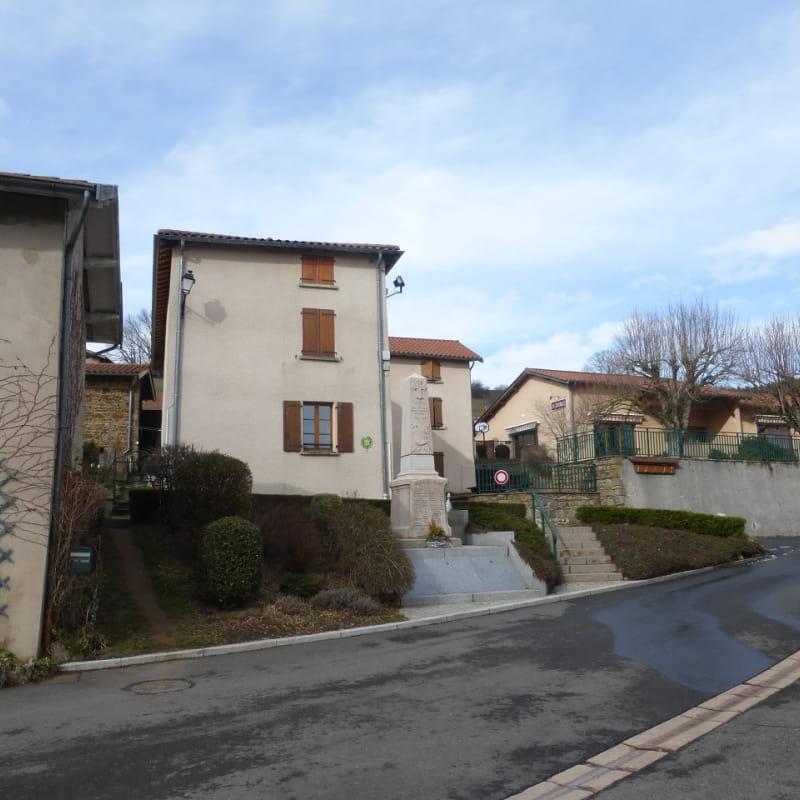 Gîte communal à AFFOUX - en Haut Beaujolais - Rhône.