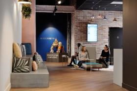 Novotel Lyon Confluence - Foyer