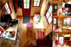 Tiny House - le grenier du rocher