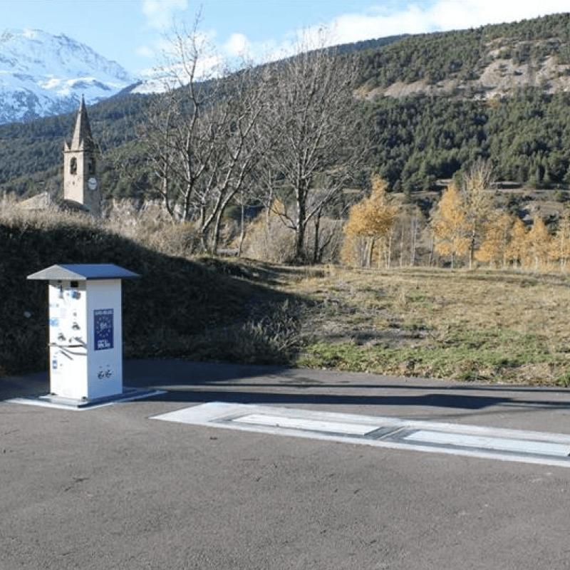 Borne camping-car - Le Val d'Ambin