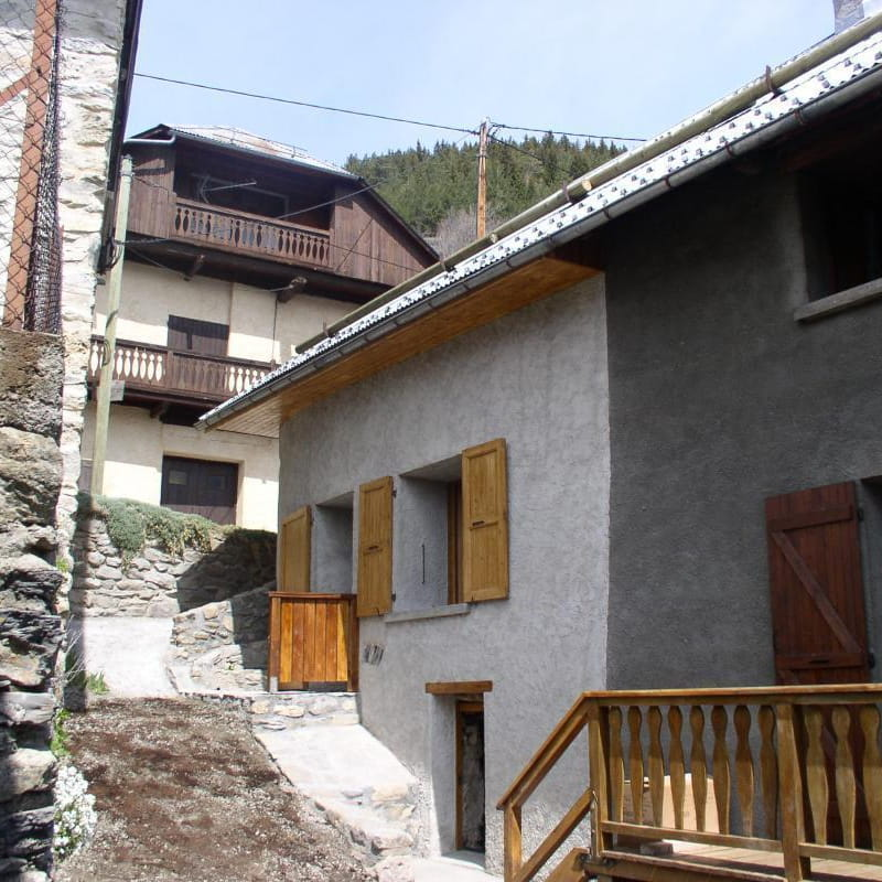 Maison de village des Certs d'Auris BLANC Eliane
