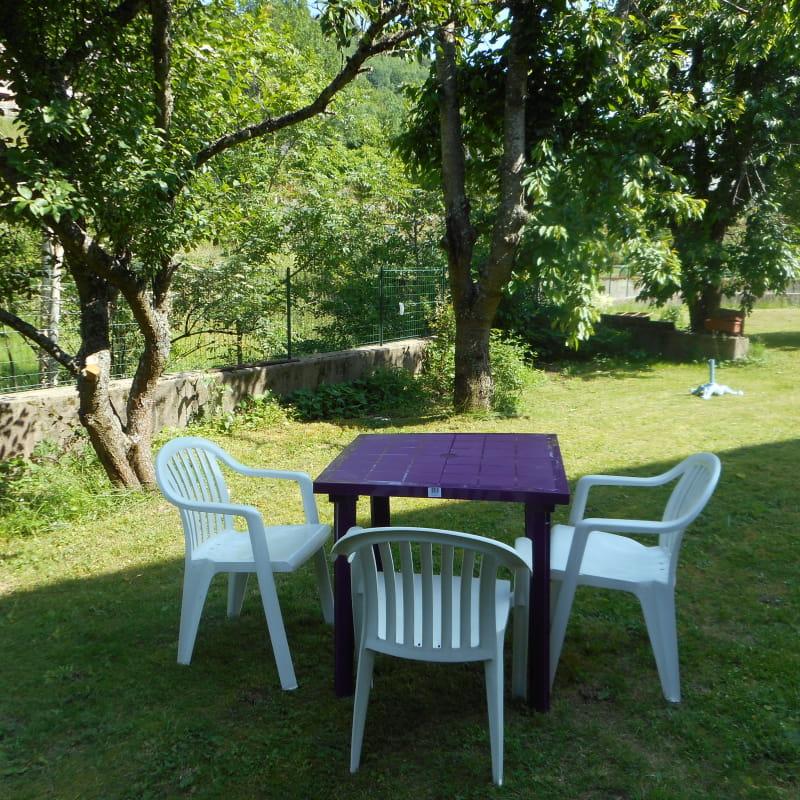 Appartement Villa Saint Antoine Orcival extérieur