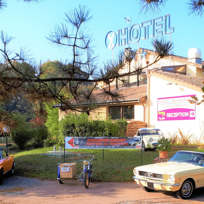 Hôtel Restaurant Le Mont Brouilly
