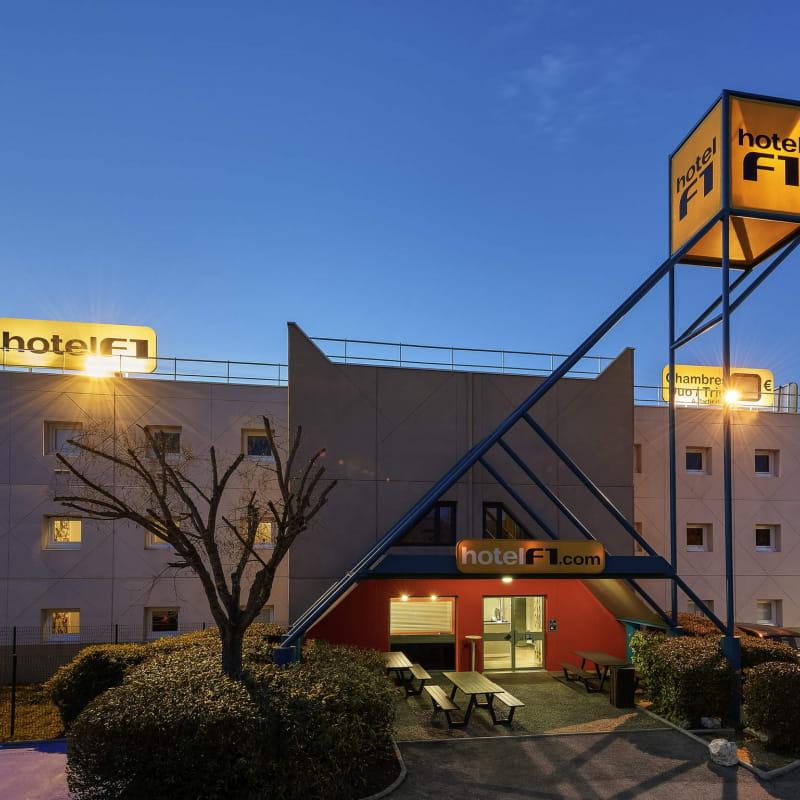 Hôtel F1 Thonon Est