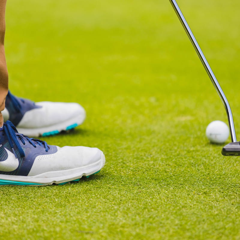 Golf : stage initiation au Grand-Bornand