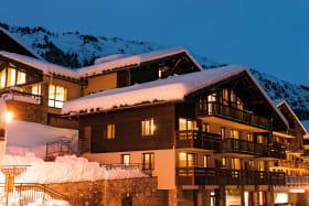Résidence *** Les Chalets du Mont-Blanc à Hauteluce