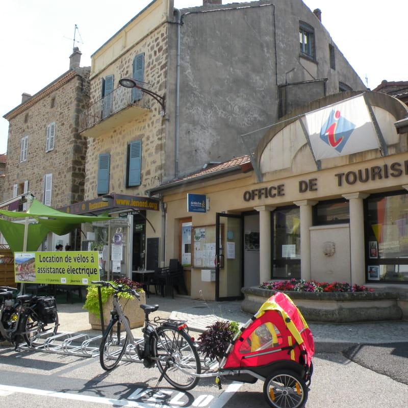 Office de tourisme du Pays de Saint Félicien