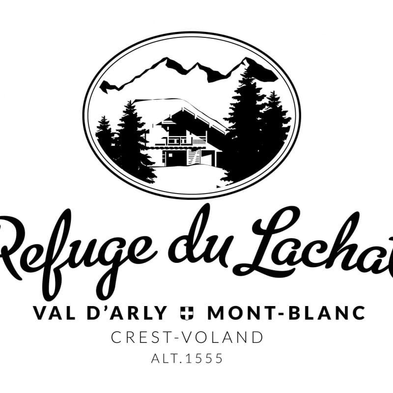 Logo Refuge du Lachat