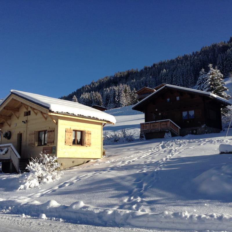 1ere neige, décembre