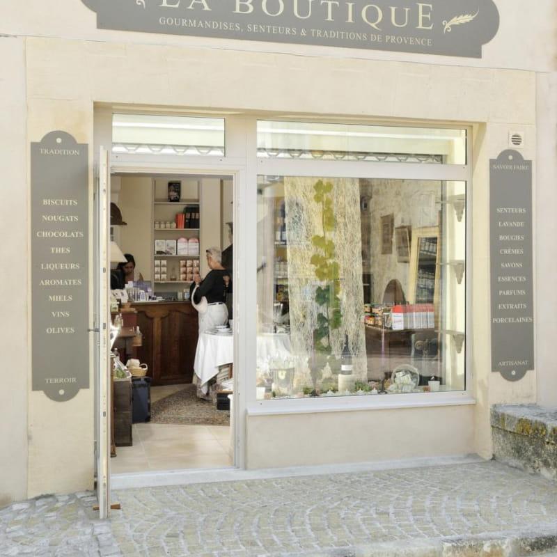 Boutique du Clair de la Plume - ext