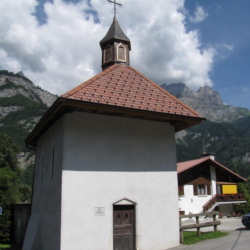 Chapelle des Vorziers