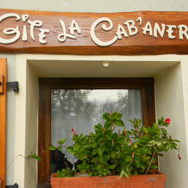 Gîte La Cab'Anerie