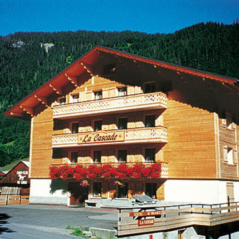 Centre de vacances La Cascade