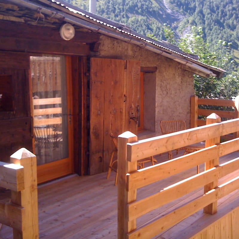La source des Diounes - terrasse2