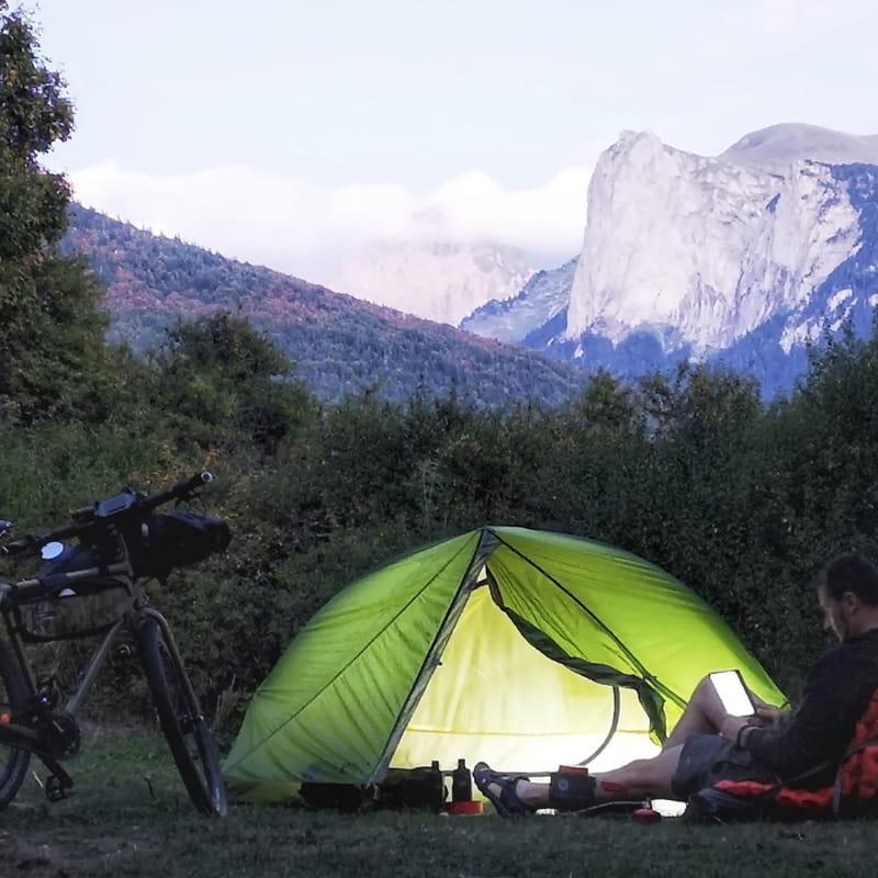 Camping la Condamine