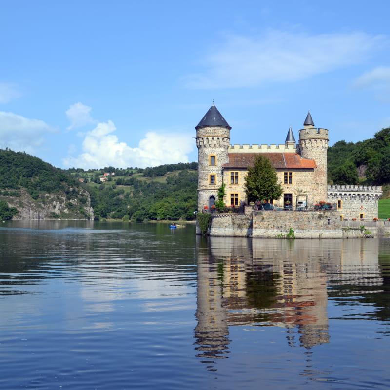 Point Information Château de la Roche
