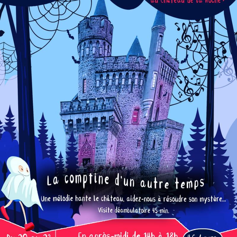 Halloween au Château de la Roche