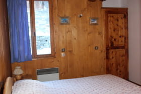 Chambre lit double Edelweiss