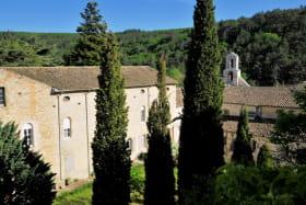 Vue extérieure - Abbaye d'Aiguebelle