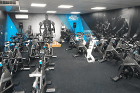Salle Cardio Training
