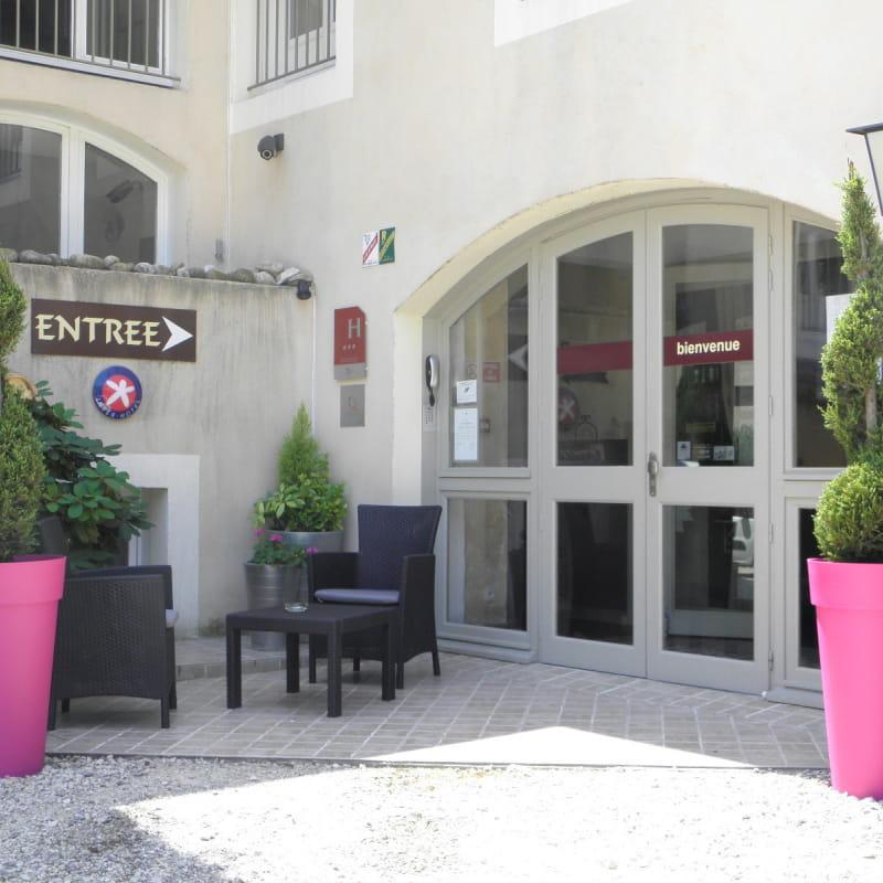 Logis-Hôtel Médiéval