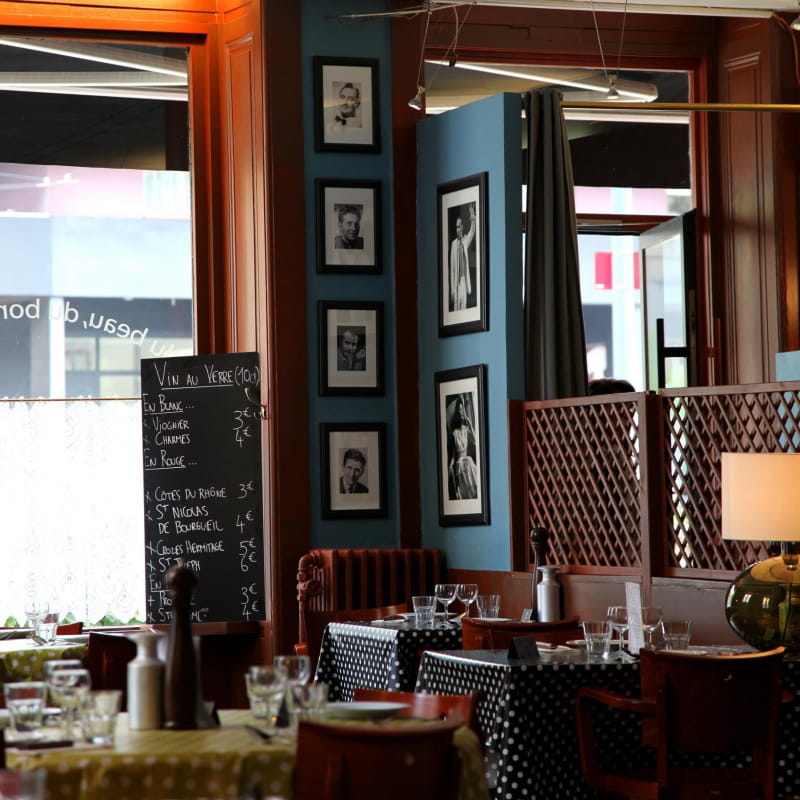 Restaurant La Java bleue, bistrot à viande