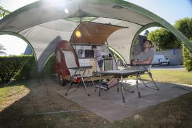 Hébergements  insolites au camping Le Château