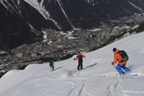 Ski Hors Piste Vallée de Chamonix