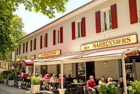 Hôtel des Marronniers