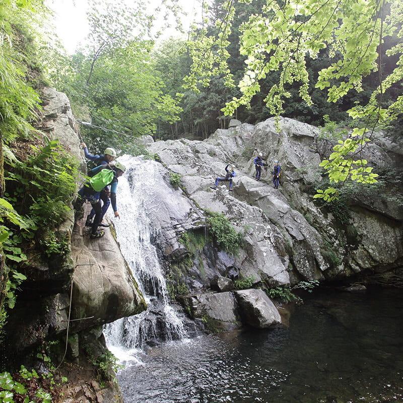Canyoning - Base Nautique du Pont d'Arc