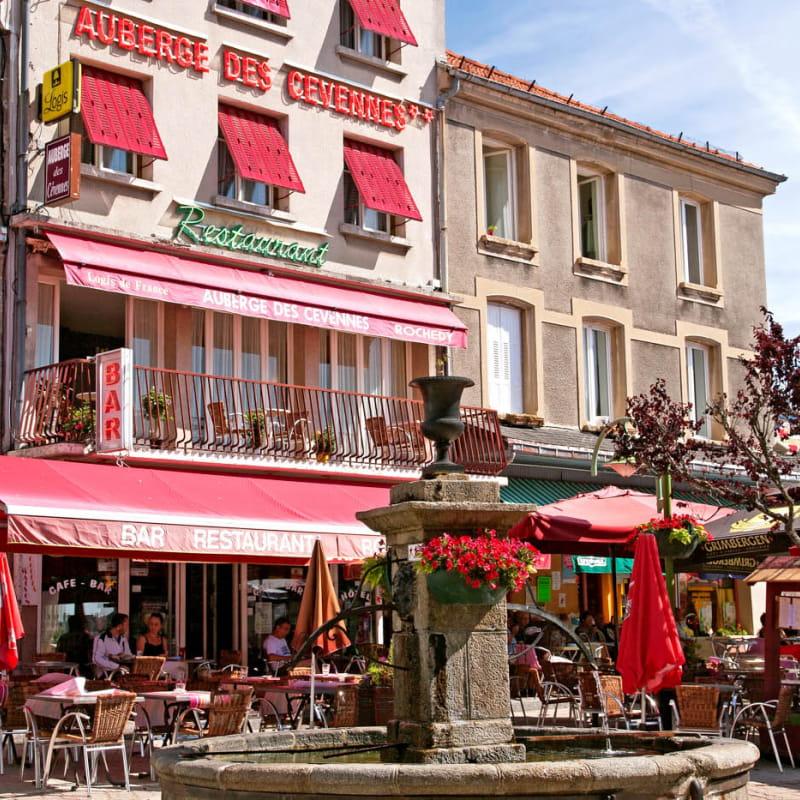 Hôtel Auberge des Cévennes
