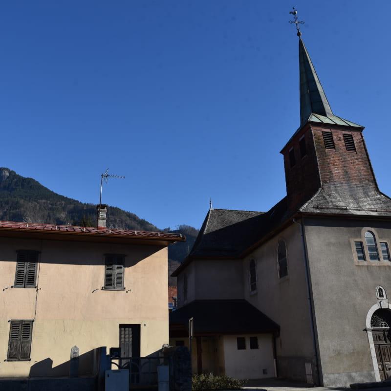 Eglise de St Martin s/Arve