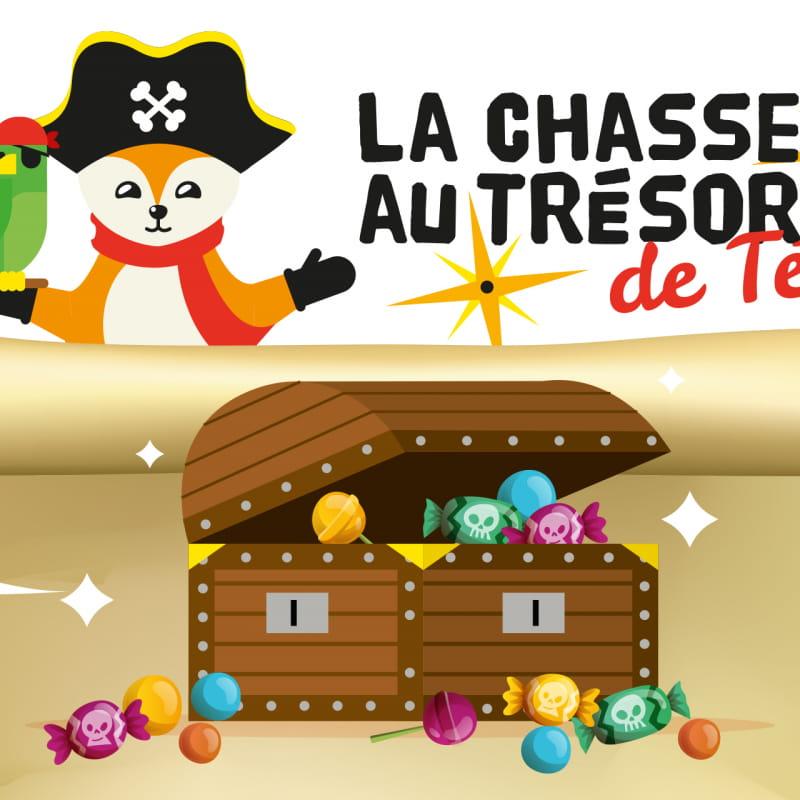 Carte au trésor de Téo Chamrousse