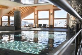CGH Résidences & Spas Les Granges du Soleil - Swimming pool