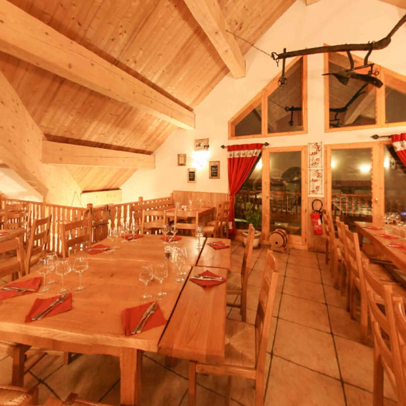 Restaurant La Ferme d'Oz