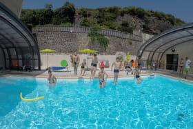 Pont de Labeaume - Piscine du centre de loisirs 3
