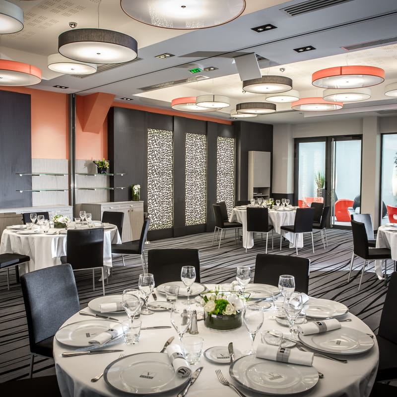Vatel Restaurant - Salon Lafayette