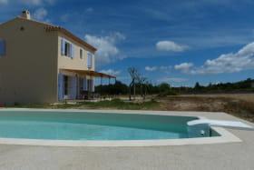 Piscine 8x4 mètres / 8m x 4m swimming pool