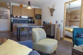 Résidence les Balcons Étoilés - Appartement n° A10 pour 4/6 personnes